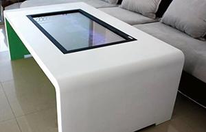 42寸红外屏触摸桌
