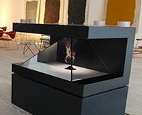 3D全息投影展柜