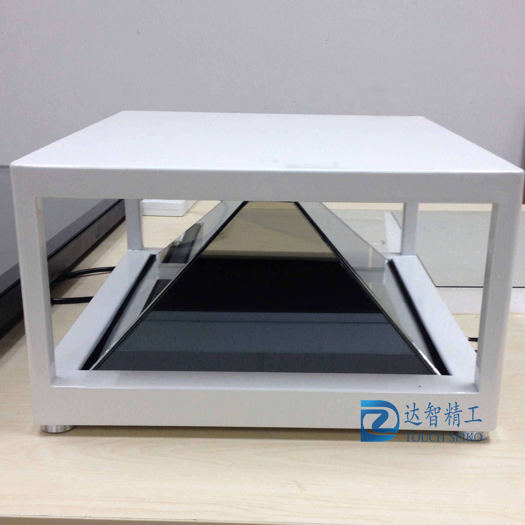 4k裸眼3D全息展示柜